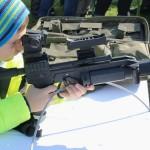40 mm Granatwerfer GrG LV von Madritsch / MWT Austria © Doppeladler.com