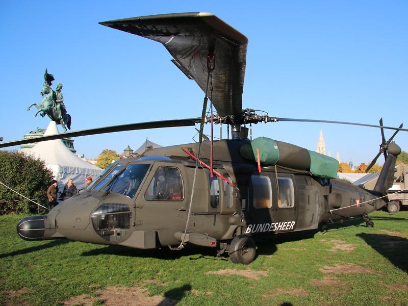 Sikorsky S-70A-42 Black Hawk '6M-BC' © Doppeladler.com