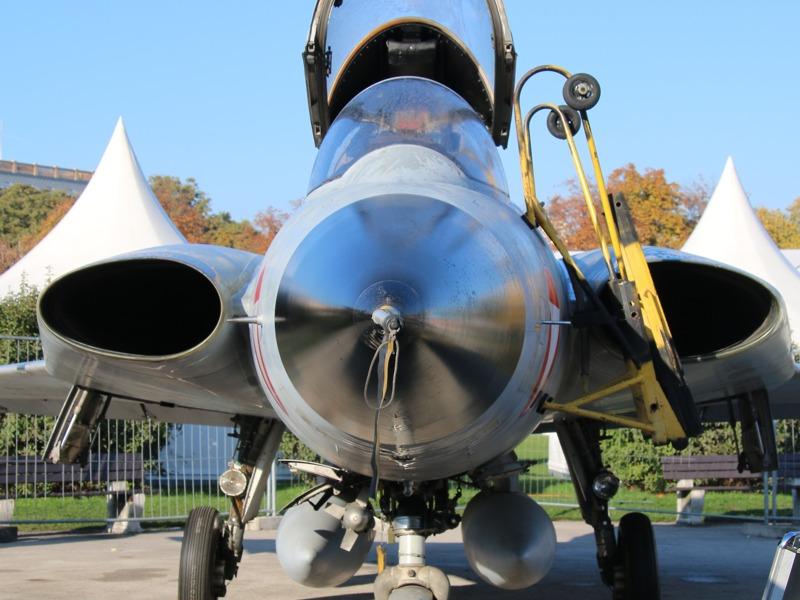 Saab J-35Oe Draken Mk. II © Doppeladler.com