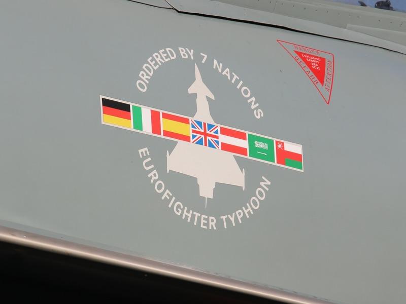 Bereits 7 Nationen im Typhoon-Club © Doppeladler.com