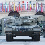 Kampfpanzer Leopard 2 A4 © Doppeladler.com