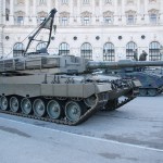 Leopard 2 A4 - beachte den neuen Turmkorb © Doppeladler.com