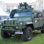 Husar (Iveco LMV) der Militärpolizei © Doppeladler.com