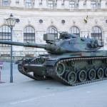 Der Kampfpanzer M60A3Ö war der Vorgänger des Leopard 2 beim ÖBH © Doppeladler.com