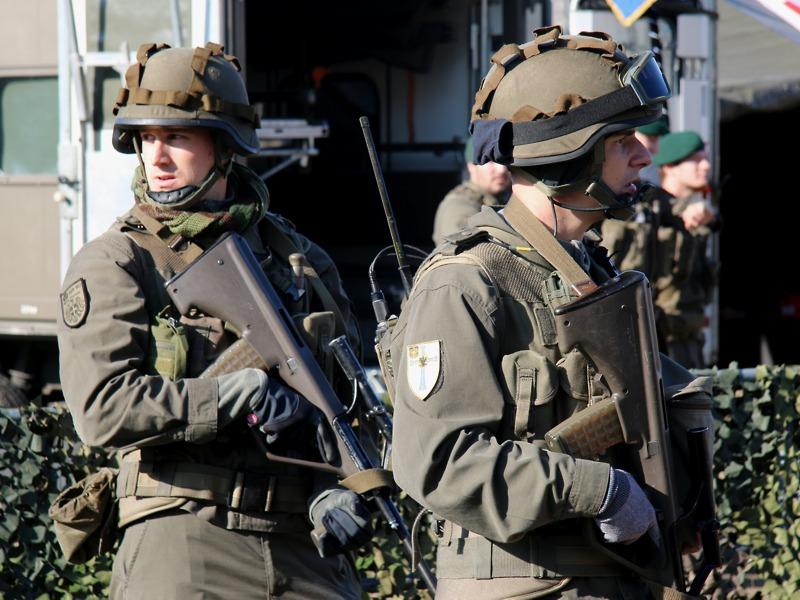 Wiener Miliz © Doppeladler.com