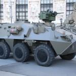 Radpanzer Pandur A1 6x6 mit Waffenstation © Doppeladler.com