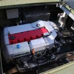 Der Steyr Marine Diesel mit 300 PS treibt einen Jet-Antrieb von Rolls-Royce Kamewa an © Doppeladler.com