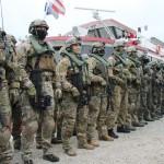 Aufstellung der Spezialeinsatzkräfte © Doppeladler.com
