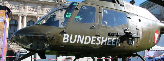 Nationalfeiertag 2015 - das Bundesheer am Heldenplatz © Doppeladler.com