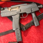 Maschinenpistole Steyr TMP - Kaliber 9mm © Doppeladler.com