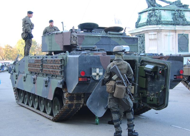 Schützenpanzer Ulan © Doppeladler.com