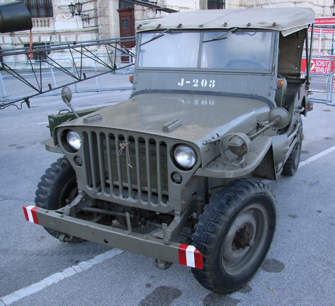 Willys-Jeep © Doppeladler.com