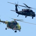 Österr. Sikorsky S-70A-42 Black Hawk wurde als Nachfolger des Mil Mi-17 (0820) präsentiert © Doppeladler.com