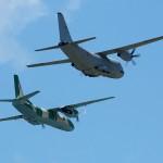 Zwei Alenia C-27J Spartan sollen in der Slowakei die Antonow AN-26 ersetzen © Doppeladler.com