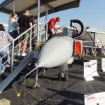 Der Saab JAS-39 Gripen ist als MiG-Nachfolger im Gespräch © Doppeladler.com