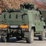 Geschütztes Mehrzweckfahrzeug Husar (IVECO LMV) © Doppeladler.com