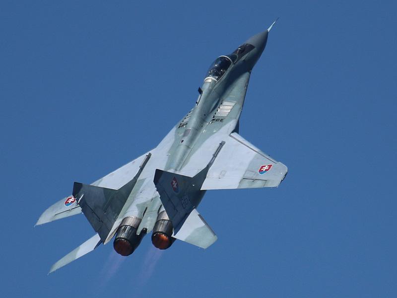 Mikoyan-Gurevich MiG-29 AS Fulcrum 6627 © Doppeladler.com