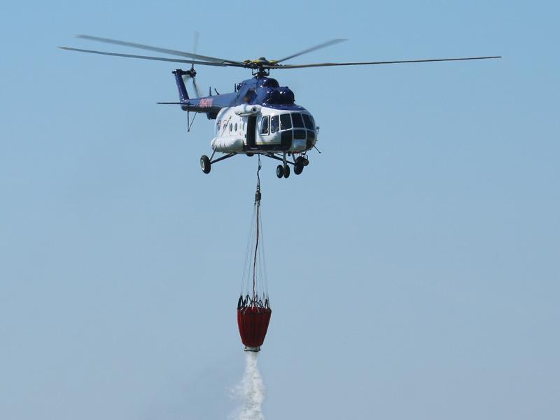 Mil Mi-17 Hip OM-BYU © Doppeladler.com