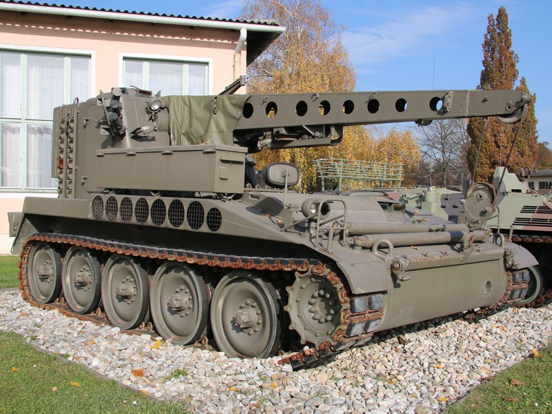Bergepanzer M 578 © Doppeladler.com