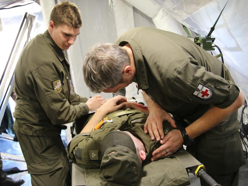 Erstversorgung © Doppeladler.com