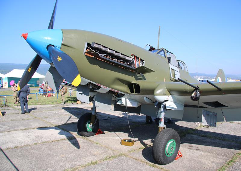 Avia B-33 (Lizenzversion Il-10) © Doppeladler.com