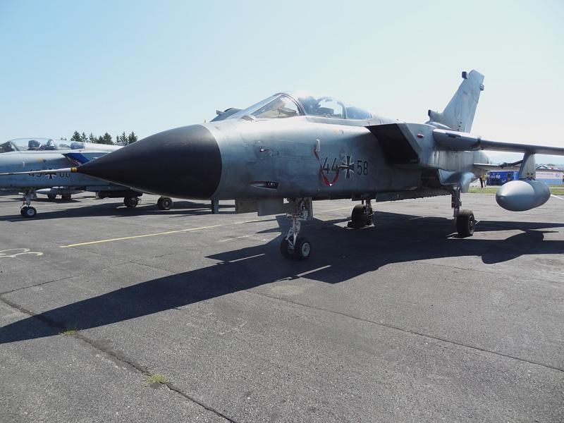 Panavia Tornado IDS 44+58 aus Deutschland © Doppeladler.com