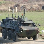 Transportpanzer TPz 1 Fuchs CG20+ ist ein mobiler Störsender © Doppeladler.com