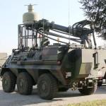 Der TPz 1 Fuchs – EloKa KWS RMB ist ein Fahrzeug zur elektronischen Aufklärung © Doppeladler.com