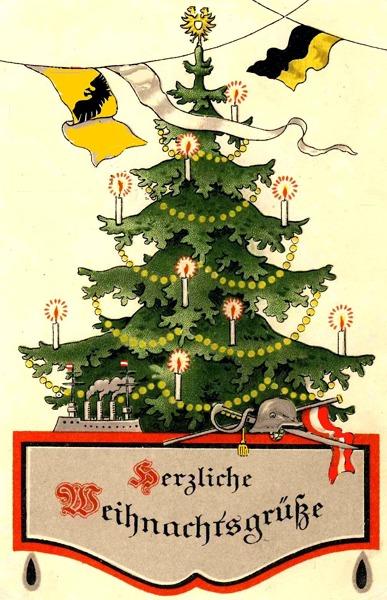 DOPPELADLER.COM Weihnachtsbaum