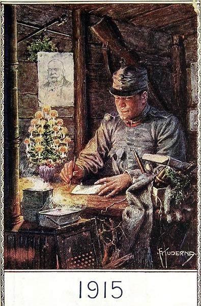 Weihnachten 1915