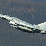 Eurofighter Typhoon 7L-WA beim Takeoff © Werner P