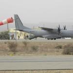 CASA C-295M der spanischen Delegation © Spanische Streitkräfte