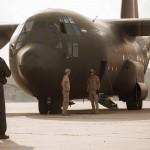 Österreichische Hercules im Senegal © Bundesheer