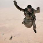Fallschirmabsprung durch das Jagdkommando © Bundesheer