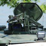 7,62 mm MG der Überkopf-Waffenstation des Dingo 2 © Doppeladler.com