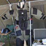 Schutzanzug für Entschärfungsspezialisten © Doppeladler.com