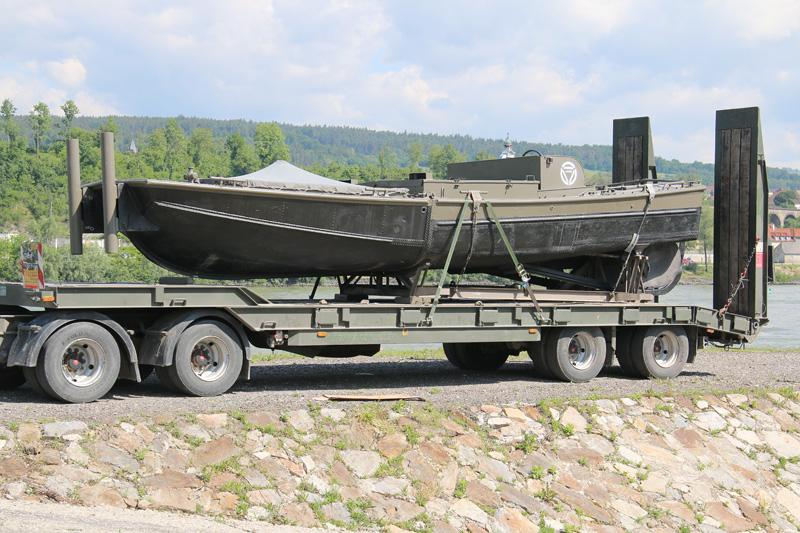 Ausgeschieden: M-Boot / Schubboot M3D © Doppeladler.com