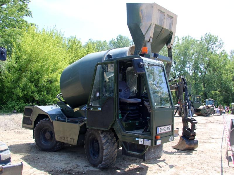 CARMIX Umkehrmischer 3,5 Tonnen © Doppeladler.com
