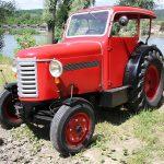 Auch historische Traktoren waren zu bewundern © Doppeladler.com