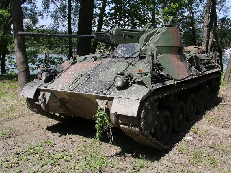 Schützenpanzer SPz A1 Saurer mit 20 mm Maschinenkanone © Doppeladler.com