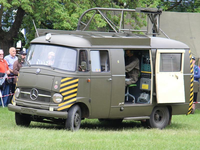 Bodentechnik-Fahrzeug für den Saab Draken © Doppeladler.com