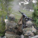 7,62 mm MG-3 als schweres MG mit Lafette © Bundesheer