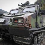 Bv206S - die gepanzerte Hägglunds-Version der Bundeswehr © Bundesheer
