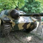 Jagdpanzer 38(t) Hetzer in den Farben der ehem. dt. Wehrmacht © Doppeladler.com