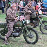 KTM Motorräder aus zwei Generationen © Doppeladler.com