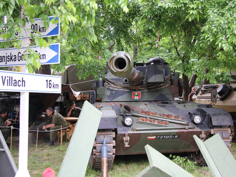 Jagdpanzer Kürassier © Doppeladler.com