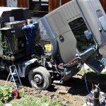 MAN 12.240 4x4 BL - Fahrzeugwartung muss auch im Hochgebirge funktionieren © Bundesheer