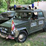VW Typ 181 der Militärstreife © Doppeladler.com