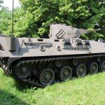 Prototyp des Schützenpanzers KSPz MK-R auf Saurer-Basis mit 30 mm Turm. Dann kam aber der Ulan © Doppeladler.com