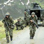 Schweizer Soldaten © Bundesheer